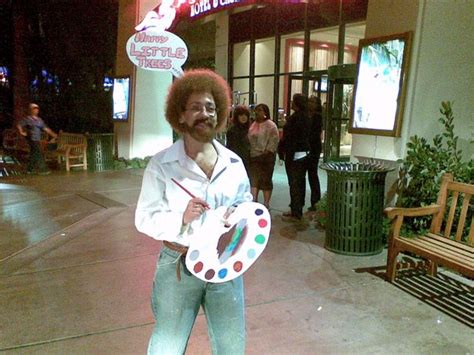 bob ross paintings costume happy trees bob ross costumes costume pop