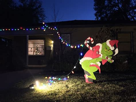 grinch lights best 25 grinch lights ideas on