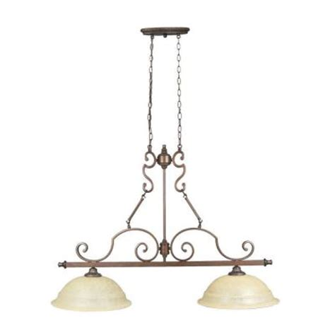 home depot kitchen ceiling lights home decorators collection fairview 2 light heritage