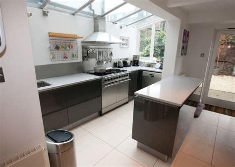 open kitchen island designs small open plan kitchen