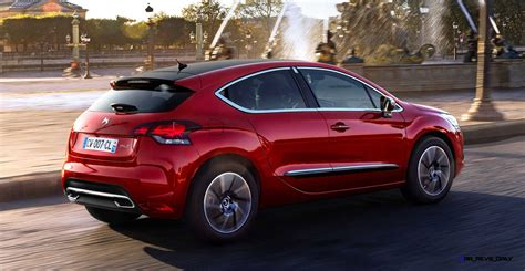 Citroen Ds 4 by 2016 Citroen Ds4 And Ds4 Crossback