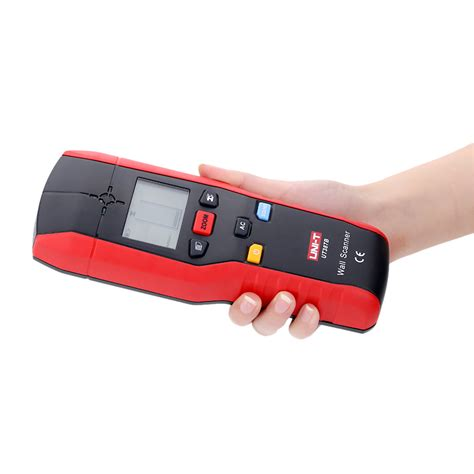 metal detector for woodworking uni t ut387b wall detector multifunctional handheld wall