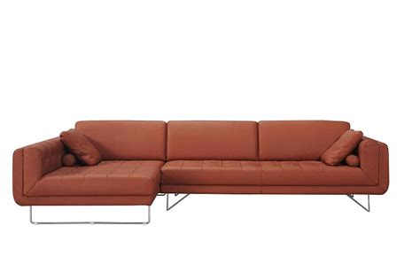 italian leather sectional sofa pumpkin italian leather sectional sofa with throw pillows