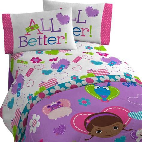 doc mcstuffins bed set disney doc mcstuffins bedding set animal friends