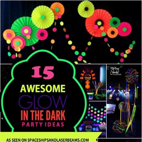 glow in the paint durban 113 best images about birthday on neon