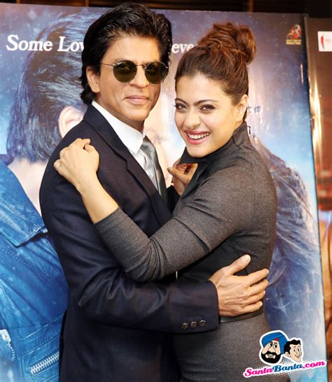 Dilwale Movie Promotion in London -- Shah Rukh Khan and ...