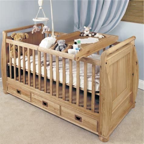 childrens oak bedroom furniture childrens bedroom furniture oak baby cot bed and