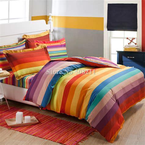 rainbow bedding rainbow bedding home decor interior exterior