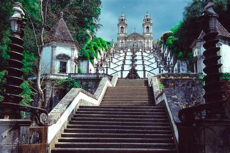 bom jesus do monte conhecer portugal