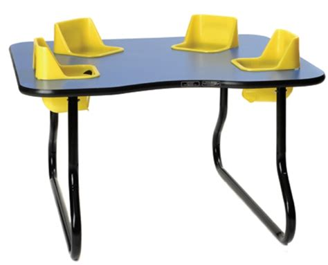 feeding table sale 4 seat space saver toddler table lowest