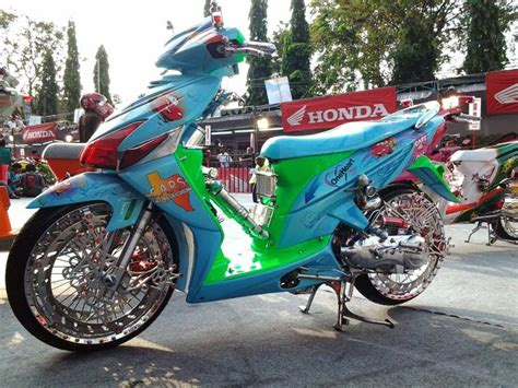 Oto Trend Modifikasi Motor by Motor Trend Modifikasi Modifikasi Motor Honda
