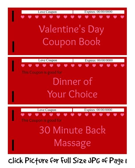 valentines day picture books best diy s day gifts s day coupon book