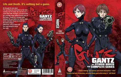 gantz complete buy dvd gantz complete collection dvd uk archonia
