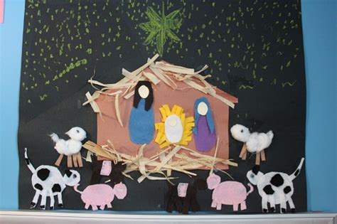 nativity craft for our crafts n things 187 2014 187 january