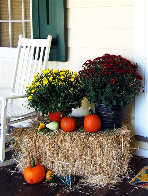decoration outside home for the inspiration place fall decorating ideas