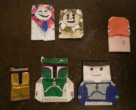 origami admiral ackbar origami army origami yoda