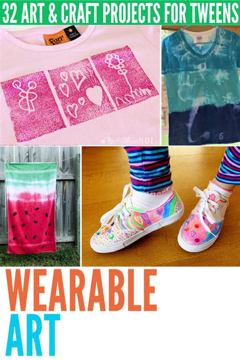 craft projects for tweens 32 awesome craft projects for tweens childhood101