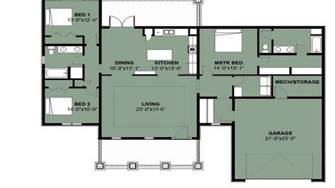 simple 2 bedroom house plans simple 3 bedroom house floor plans simple 3 bedroom 2 bath