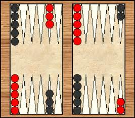 is backgammon in p combinatorics and more