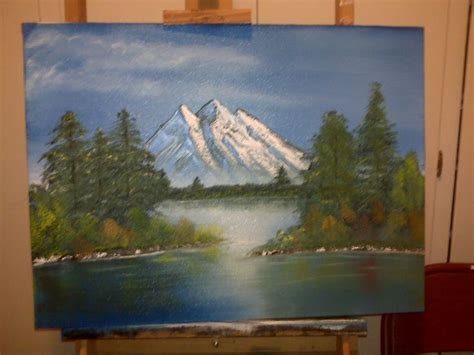bob ross painting lake 1000 images about cose che amo on bobs