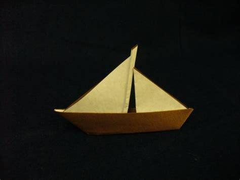 sail boat origami simple origami sailboat 2016