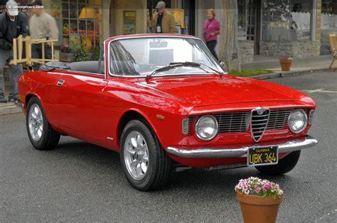 1965 Alfa Romeo Giulia by 1965 Alfa Romeo Giulia Series 105 At The By The Sea