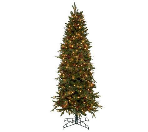 bethlehem lights slim tree bethlehem lights 6 5 slim spruce tree w instant