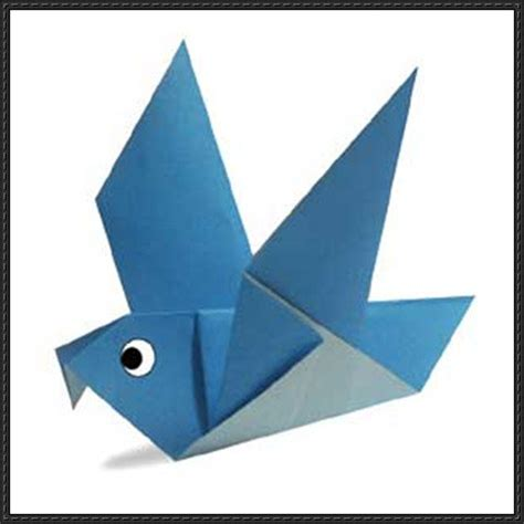origami simple papercraftsquare new paper craft how to fold a