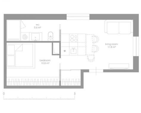 house design layout small bedroom ultra tiny home design 4 interiors 40 square meters
