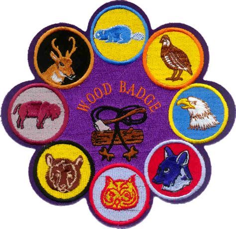 woodworking badge 2016 wood badge