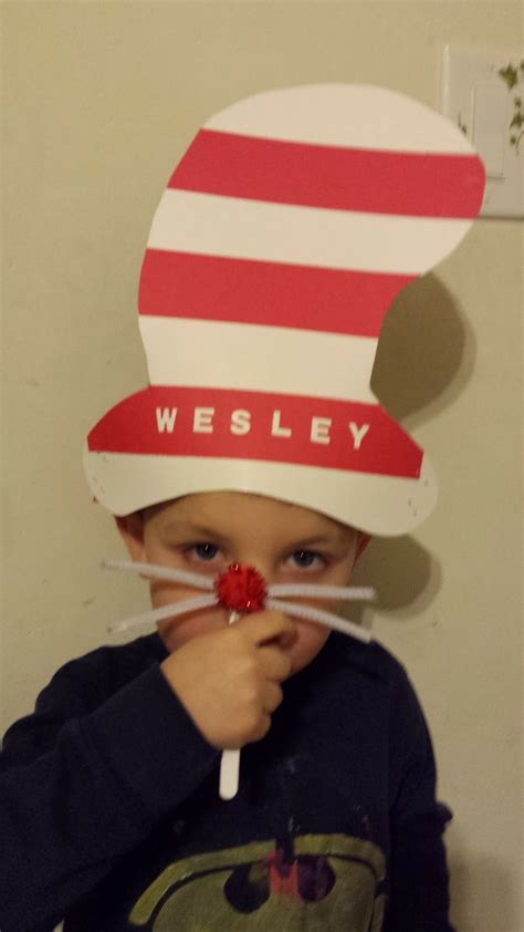 cat in the hat crafts for cat in the hat crafts dr seuss