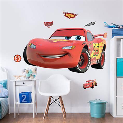 large disney wall stickers disney pixar cars large wall sticker