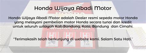 Pcx 2018 Cicilan Bandung by Kredit Motor Honda Bandung Cimahi 2018 Dealer Motor Honda