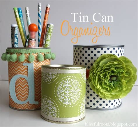 tin can crafts projects 7 simple diy projects for your craft room
