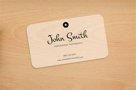 card corner photography rounded corners card business card templates