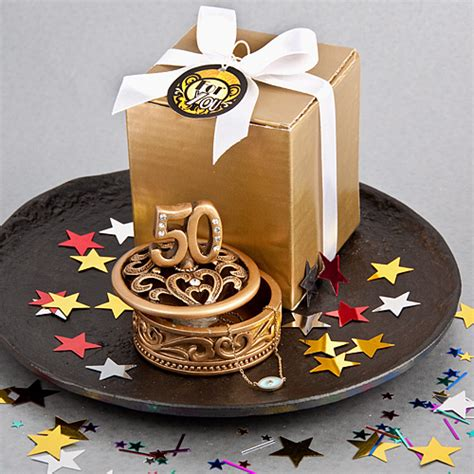 Rhinestones For Cakes Decorations by 50th Anniversary Favors 50th Birthday Party Favors