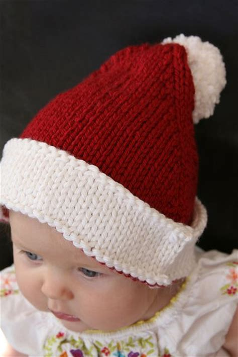 knitted santa hat for baby best 25 baby santa hat ideas on crocheted