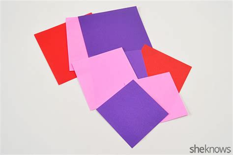 origami supplies teach your how to fold origami hearts for s day