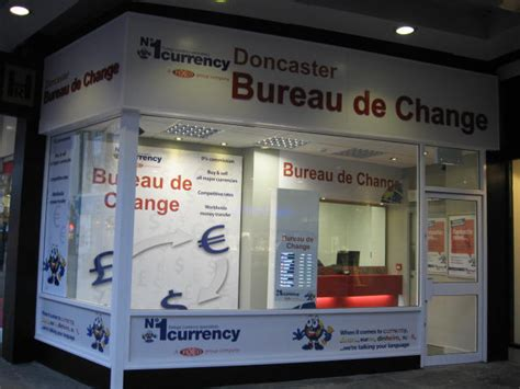 currency exchange store doncaster number 1 currency