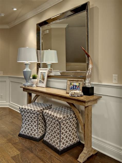 entryway table ideas the bold and the beautiful the usefulness of console