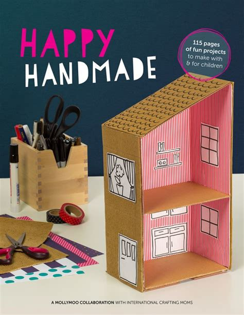 small crafts for happy handmade ebook diy crafts for family craft