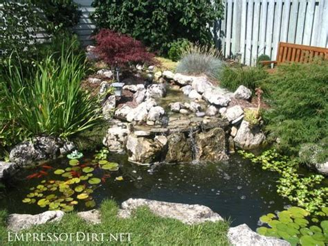 medium garden ideas 17 beautiful backyard pond ideas for all budgets