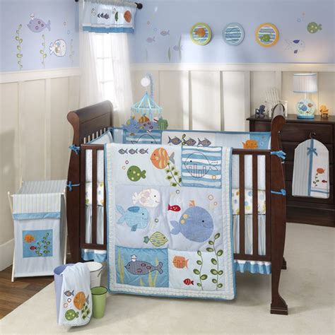 sea crib bedding theme nursery ideas the sea baby crib bedding