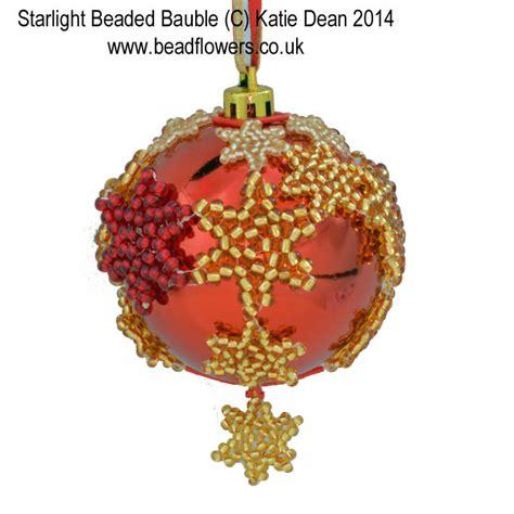 beaded bauble pattern peyote bauble pattern beadwork by dean