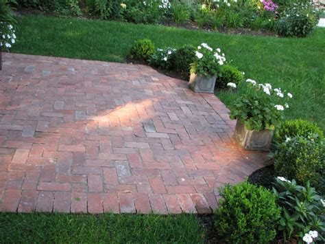 brick patio ideas brick patio on brick patios herringbone