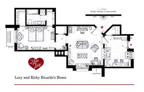 Westport Homes Floor Plans floor plans of famous television show homes the house