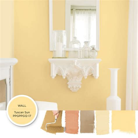 paint color wall yellow 25 best ideas about yellow paint colors on