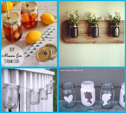 d i y projects craft ideas 10 uses for jars simple home diy ideas