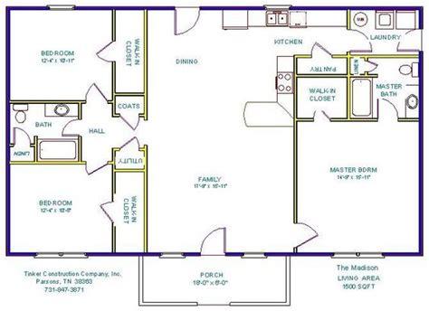 3 bedroom floor plans with basement open floor plans with basements floor plans and details