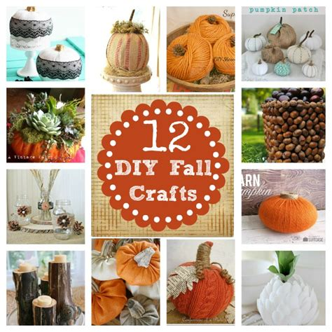 fall crafts do it yourself decorating fall craft home stories a to z